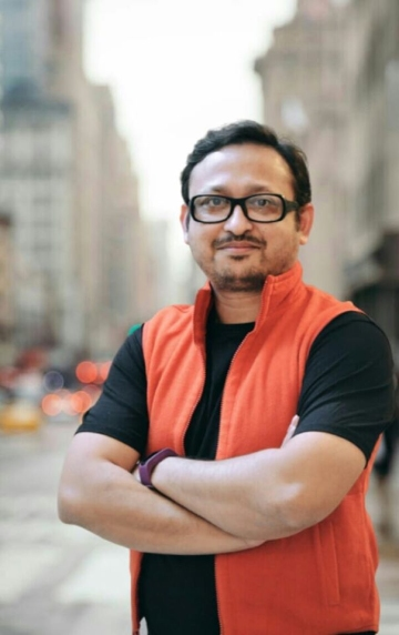 """""""I see an opportunity in every adverse situation,"""" says Sandip Paul."""